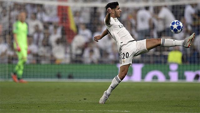 La jugada de Asensio que dejó mudo al Bernabéu