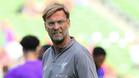 Jüguen Klopp, entrenador del Liverpool, volvió a acordarse de Sergio Ramos