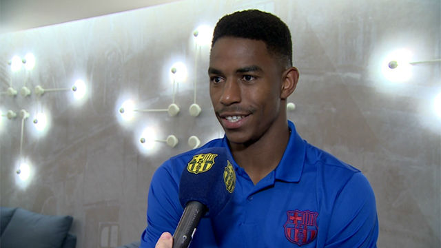 Junior Firpo: Estar en este club es un orgullo