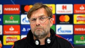 Klopp no quiere confianzas en la Supercopa de Europa.