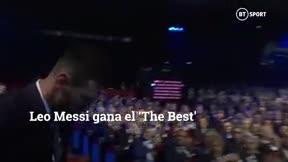 Leo Messi, The Best 2019