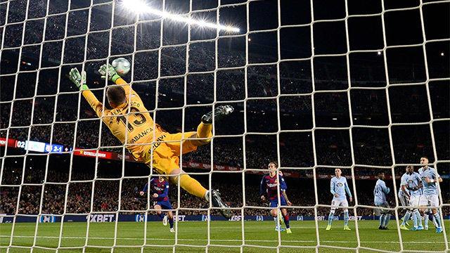 La liturgia de D10S: así obró Messi su nuevo milagro en forma de falta