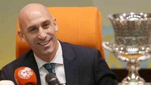 Luis Rubiales quiere convocar elecciones