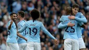 El Manchester City se enfrenta al Everton