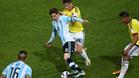 Messi y James Rodríguez volverán a enfrentarse