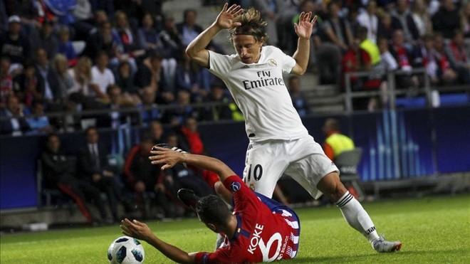 SportMediaset: Reunión entre Modric y Florentino