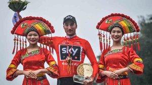 Moscon ganó el Tour de Guangxi