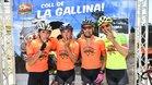 Perico Delgado ciclista homenajeado en la 5ª edición de la Purito