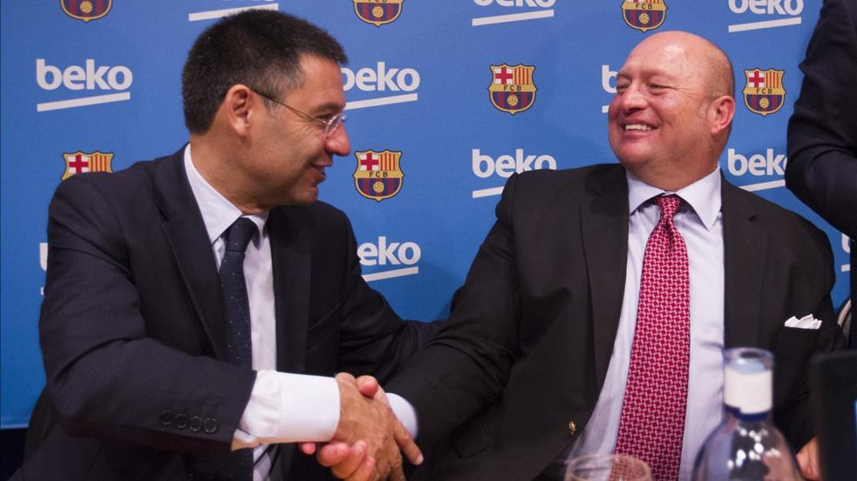 Beko pagará 57 millones de euros por patrocinar la camiseta de entrenamiento del Barcelona