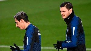 El PSG vuelve al trabajo para preparar la final a ocho de la Champions