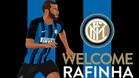 Rafinha, cedido al Inter