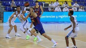 El San Pablo Burgos plantó cara al Barça