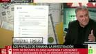 La Sexta mostró los documentos que supuestamente implican a los Núñez