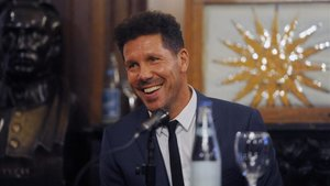 Simeone confía en Argentina, Scaloni y sobre todo, en Leo Messi.