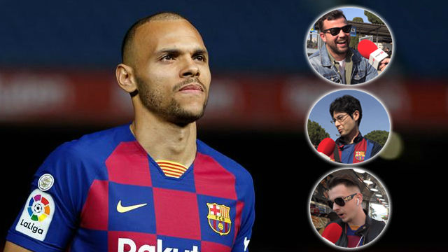 SPORT reta a la afición del Barça a pronunciar bien Braithwaite