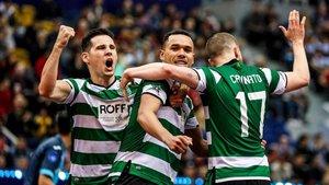 El Sporting de Portugal ha logrado su primera Champions en Almaty