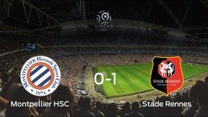 El Stade Rennes se lleva el triunfo tras ganar 0-1 al Montpellier HSC