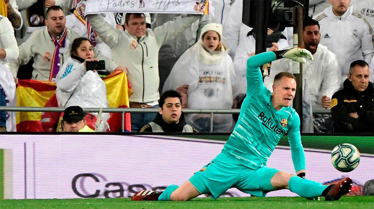 Ter Stegen cumple 28 años: así ha sido su rendimiento desde su llegada al Barça