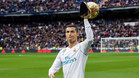 Cristiano Ronaldo ya se vende para ganar otro premio