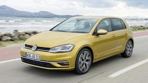 El último retoque al VW Golf antes de la aparición de la octava generación
