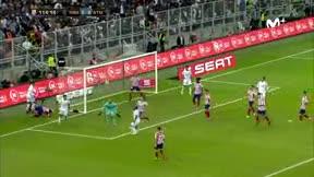 Valverde se autoexpulsó para evitar el gol del Atlético