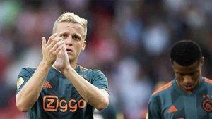 Van de Beek será del Real Madrid
