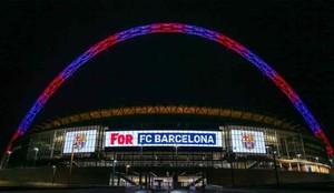 Wembley recuerda la Champions del Barça