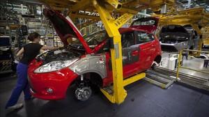 Factoría de Ford en Almussafes.