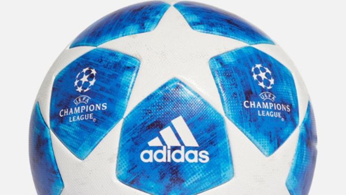 Así se será el nuevo balón de la Champions 078c0abdacf12