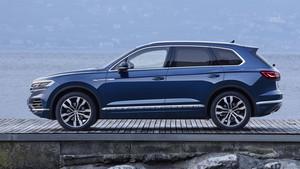 Nuevo Volkswagen Touareg.