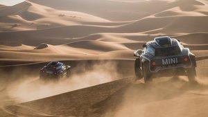 Más arena que nunca en el nuevo Dakar
