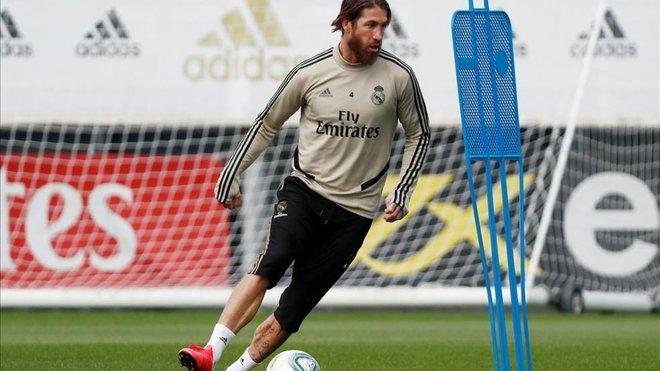"""Ramos: """"Zidane nos dijo que esa Champions tenía que ser para nosotros"""""""