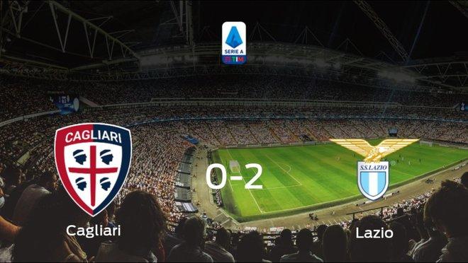 El Lazio se lleva los tres puntos ante el Cagliari (0-2)