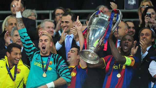 Abidal vuelve al FC Barcelona