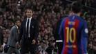 Allegri habló de la renovaciòn de Messi