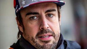 Alonso se despide de la F1 este domingo en Abu Dhabi