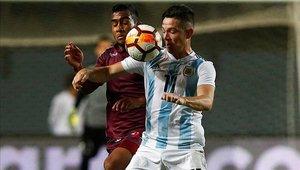 Argentina logra una importante victoria sobre Venezuela y está muy cerca de Mundial Sub 20