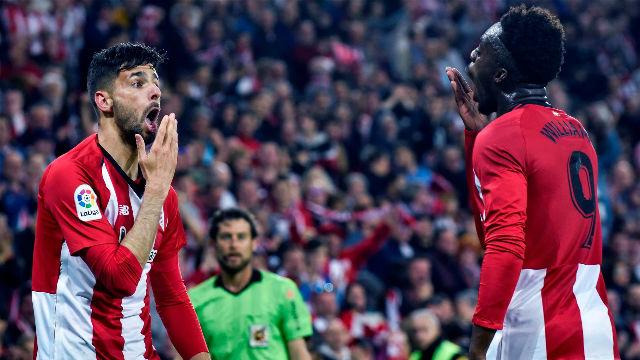 El Atlético pierde en San Mamés y deja escapar al Barça