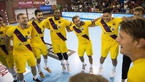El Barça ha ganado tres títulos en menos de dos semanas
