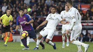 Barça y Real Madrid se enfrentan en el clásico de la Copa