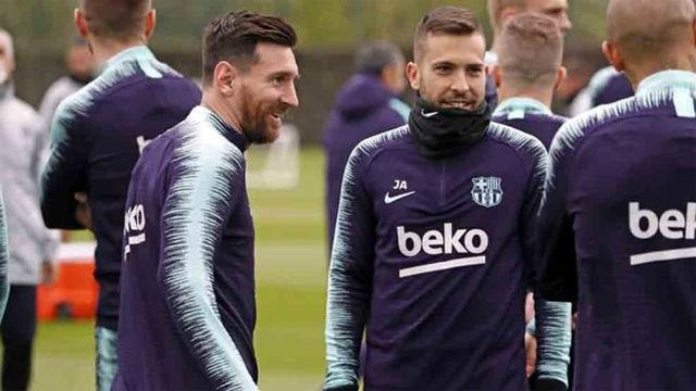 El Barça volvió a los entrenamientos para preparar el encuentro ante el Betis