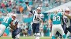 Brady, líder indiscutible de los Patriots