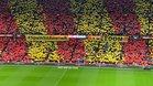 El Camp Nou se vistió de Spain, Sit and Talk