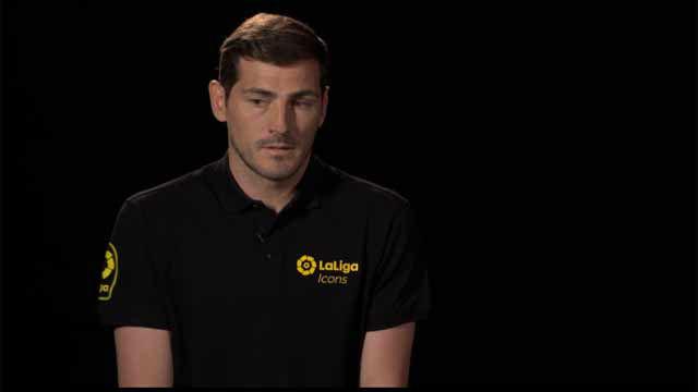 Casillas: Zidane me recuerda a Del Bosque