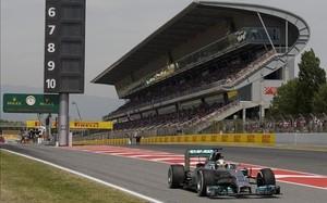 El Circuit de Barcelona celebra sus 25 años de F1
