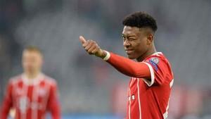 David Alaba no descarta abandonar el Bayern Múnich