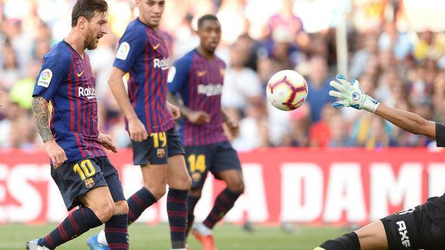El detalle de superclase que levantó al Camp Nou durante el Gamper