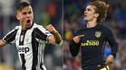 Dybala y Griezmann son dos de las opciones del Barça para suplir a Neymar