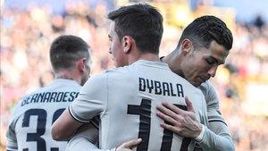 Dybala ha perdido protagonismo con la llegada de Cristiano