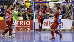 ElPozo, a la final de la Copa de España sobre la bocina